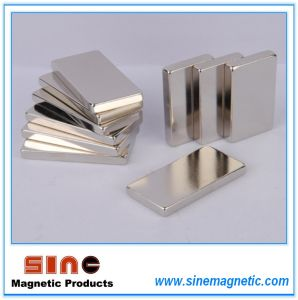 Sintered Strong Square Magnet The Smallest Size Is 1.524X0.508X0.762mm pictures & photos