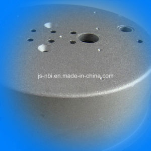 Aluminum High Pressure Casting Use with Shot Blasting pictures & photos