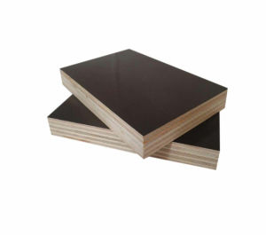 12mm Thick Waterproof Shuttering Plywood with Hardwood Core pictures & photos