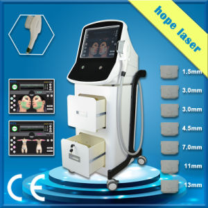 2016 Hifu with 7 Cartridges 10000 Shots/Medical Hifu Slimming pictures & photos