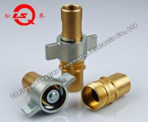 Kze-Bb Thread Type Hydraulic Quick Coupling pictures & photos