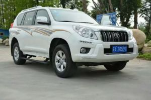 Power Side Step for Toyota-Prado Auto Spare Parts/Electric Side Step/Running Board pictures & photos