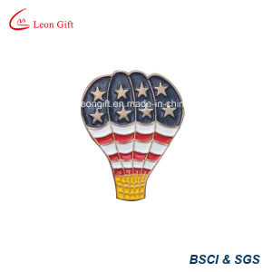 Wholesale Custom Enamel Hot Air Balloon Lapel Pin pictures & photos
