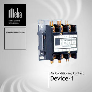 Meba Air Conditioner Contact Device