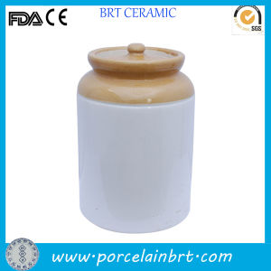 Classical Different Shape Ceramic Pickle Jar pictures & photos