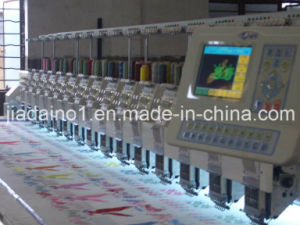 615 Flat Embroidery Machine pictures & photos