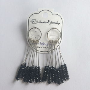 Long Earring Metal Tassel Fashion Jewelry Wholesale pictures & photos