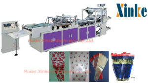 Flower Bag Making Machine Automatic Production Line (XKYX-600)