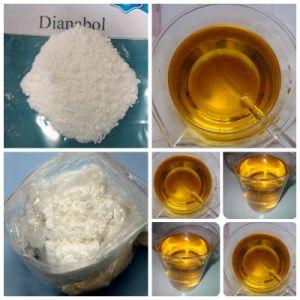 99.7% Weight Loss Steroid Powder Dianabol D-Bol (CAS 72-63-9)