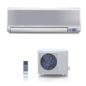 R32 Refrigerant Cooling Only Yonan Mini Wall Split Air Conditioner pictures & photos