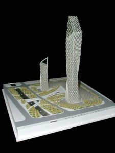 Architectural Model/ Building_Commercial Model (JW-97) pictures & photos