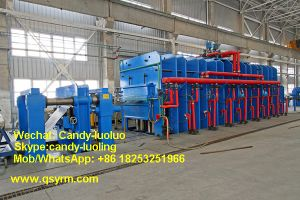 Rubber Transport Belt Making Machine pictures & photos