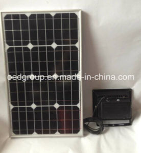 20W Optical Sensor LED Floodlight with Solar Energy pictures & photos