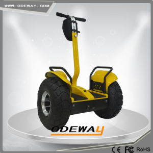CE Self-Balancing Electric Motorcycle
