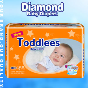 Toddles Baby Diaper pictures & photos