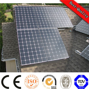 1-50kw Poly Solar Panel Grid Tied on Roof Solar Power System pictures & photos