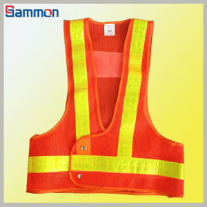 V-Type Compact Reflective Vest (RC048)