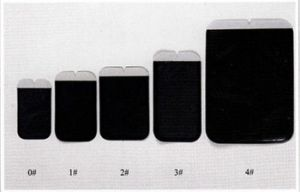 Phosphor Plate Barrier Envelopes, PVC pictures & photos