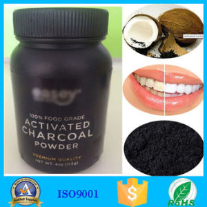 Coconut Shell Charcoal Whitening Tooth Powder Peppermint pictures & photos