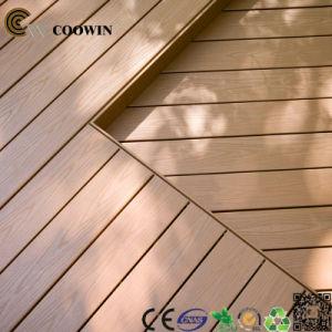 Wood-Plastic Composite Decking Technics WPC Decking (TW-02) pictures & photos