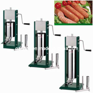 Vertical Sausage Stuffer (Painting) (GRT - VSP3/ 5/7) pictures & photos