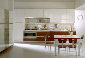 Suitable for Project Apartment Kitchen Cabinet pictures & photos