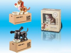 En71 Approval Elctric Dog Coin Bank (1091560) pictures & photos