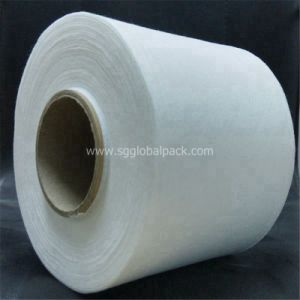 White Polyester Spunlace Nonwoven Fabric pictures & photos
