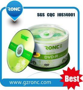 Best Price Blank DVD+R DVD-R Grade a+ 16X 8X pictures & photos