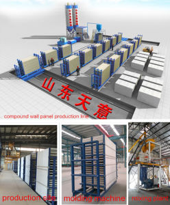 Light Wall Panel Making Machine pictures & photos