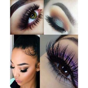 Hand Made Wholesale 3D Fur Mink Lashes with Customized Packaging pictures & photos