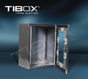 2015 Tibox UL Waterproof Stainless Steel Enclosure with Glazd Door pictures & photos