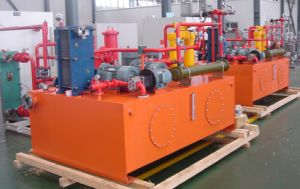 Paper Machine Rewinder Thin Oil Central Lubrication Station pictures & photos