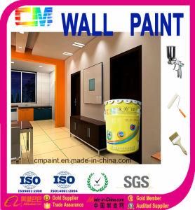 Elegant Deco Wall Design Latex Paint