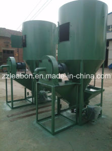 High Capacity Vertical Cattle Feed Mixer pictures & photos