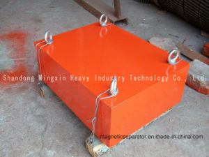 Rcyb Series Suspended Permanent Magnetic Separator pictures & photos