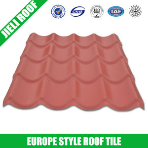 Lightweight Building Material Europe Roof Tile for Villa pictures & photos