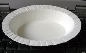 Hot Sale Automatic Paper Plate Making Machine pictures & photos