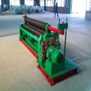 W11 Mechanical Plate Roller Bending Machine pictures & photos