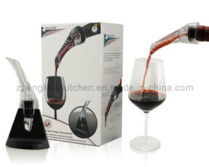 Wine Aerating Pourer (900010-A) pictures & photos