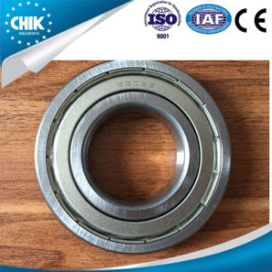 6210 Single Row Deep Groove Ball Bearings for Agricultural Machinery pictures & photos