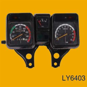 Exporting Motorbike Speedometer, Motorcycle Speedometer for Ly6403 pictures & photos
