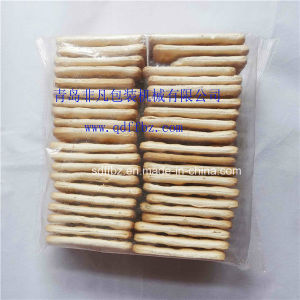 Multi-Row Biscuit on Edge Flow Wrapping Machine pictures & photos