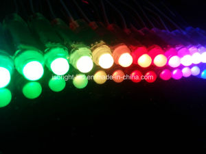 12mm IC Programmable DC5V IP67 RGB Waterproof LED Pixel Module pictures & photos