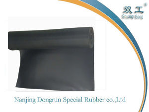 Natural Acid&Alkali Bearing Rubber Sheet