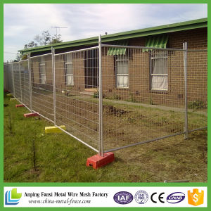 Australian Standard 2.1X2.4m Hot DIP Galvanised Construction Temporary Fence pictures & photos