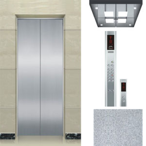 Safe Machine Roomless Passenger Elevator with No Noise pictures & photos