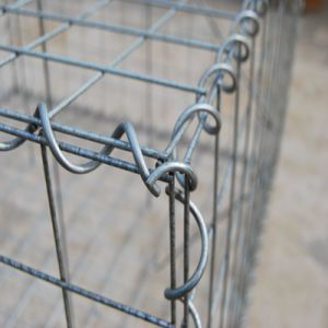 4.0mm Galvanized Welded Gabion Baskets pictures & photos