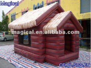Special Design Inflatable Father House for Christmas (MIC-432) pictures & photos
