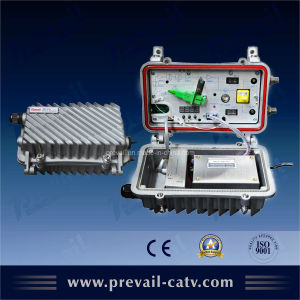 CATV Waterproof Optical Receiver (WR1002J) pictures & photos